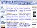 Near-Death Experiences and the Afterlife